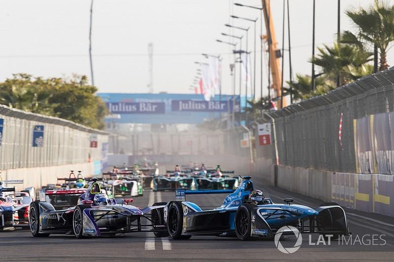 Grid da Fórmula E deve aumentar na próxima temporada