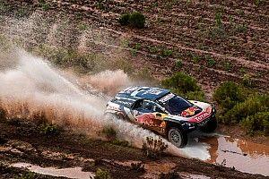 Se cancela la novena etapa del Dakar por el mal tiempo