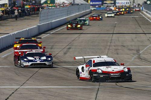 GTLM-Kampf: Porsche gewinnt deutsches Duell gegen BMW