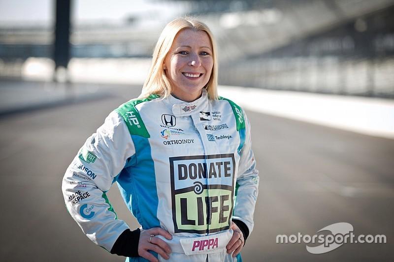 Pippa Mann torna alla 500 Miglia di Indianapolis con Dale Coyne Racing