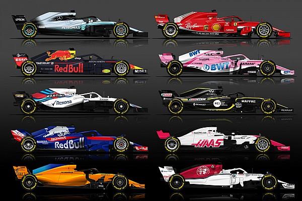 Fórmula 1 Galería Los puntos fuertes y débiles de los equipos de F1 2018