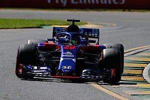 """Toro Rosso-Honda harus """"agresif"""" untuk kejar defisit"""