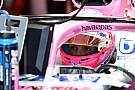 Force India начала рекламировать шлепанцы на Halo