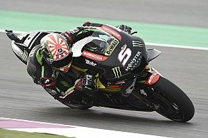 Zarco se llevó la tercera práctica en Qatar