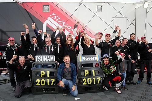 """Carrera Cup italia, con Rovera esulta il team Tsunami RT: """"Come una famiglia"""""""
