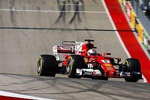 Les évolutions vaines de Ferrari à Austin