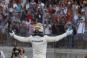 Formel 1 2017 in Austin: Hamilton siegt - Mercedes Konstrukteursweltmeister