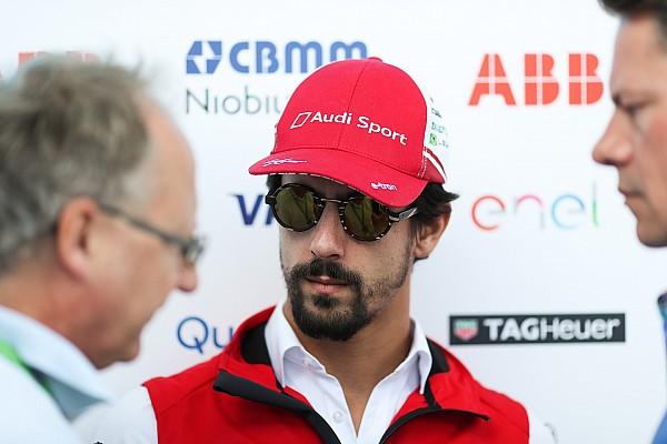 Formel E News Formel E: Di Grassi erstes Überwachungsopfer der