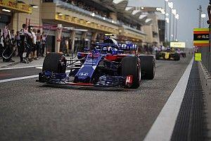 Toro Rosso dihadapkan target tak realistis sejak Bahrain