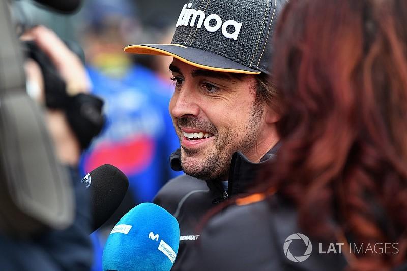 Alonso számára Vettel nincs a legnagyobb riválisai között