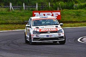Chennai Ameo Cup: Jhabakh wins shortened Race 2, Mohite retires