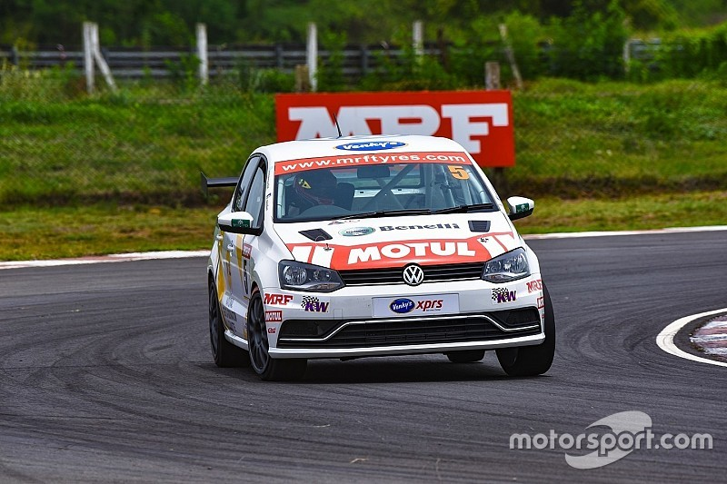 Chennai Ameo Cup: Jhabakh wins shortened Race 2, Mohite retires