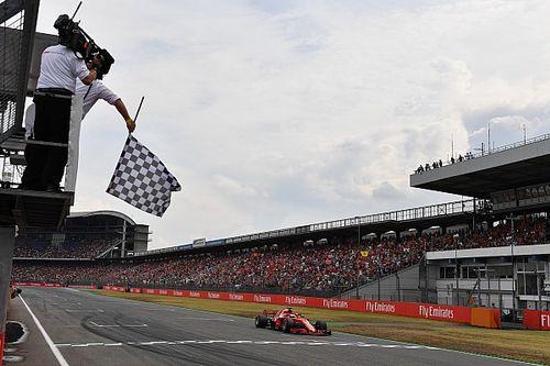 Vidéo - La grille de départ du GP d'Allemagne