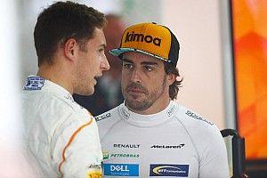 ألونسو: مستوى فاندورن أقرب من زملائي السابقين في الفورمولا واحد