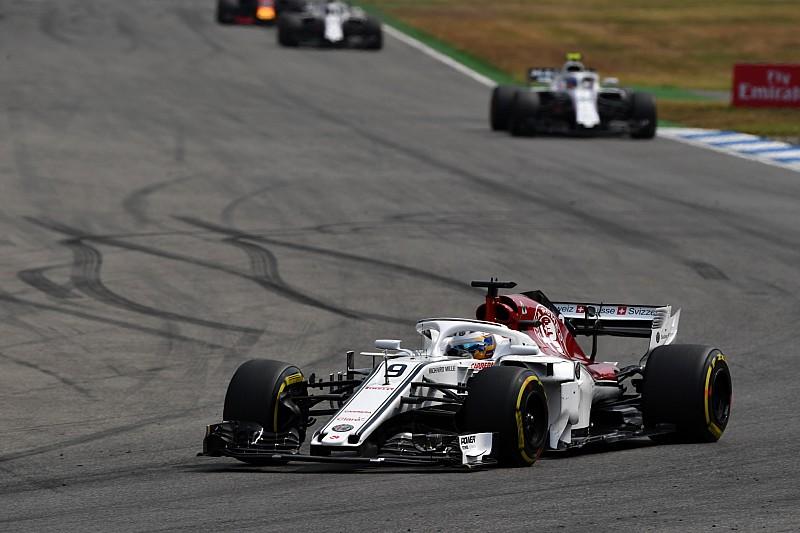 Ericsson mutlu, Leclerc hayal kırıklığı yaşıyor