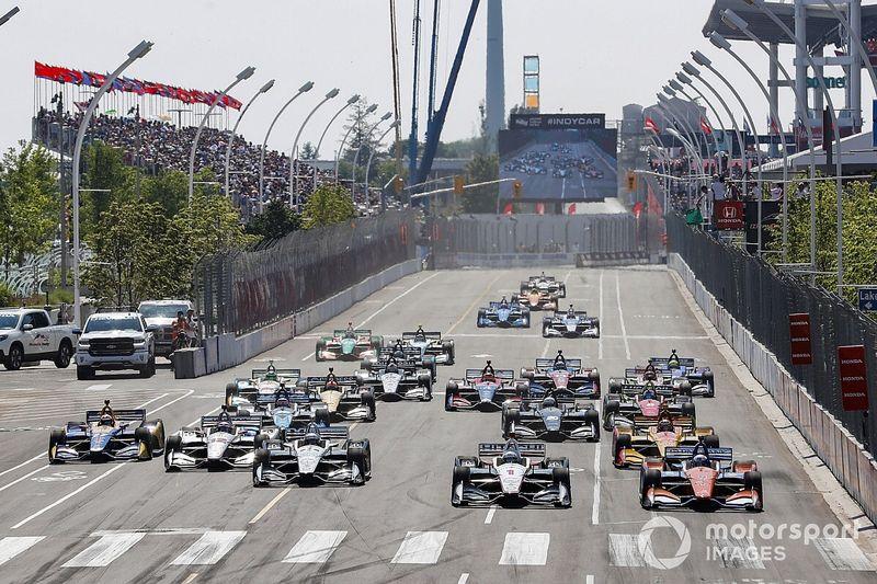 La IndyCar vuelve a cancelar Toronto por restricciones del COVID
