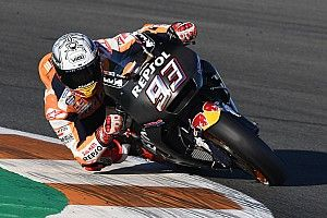 Маркес стал лучшим по итогам тестов MotoGP в Валенсии