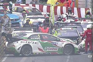 Opening Race sospesa: Michelisz innesca la carambola, vince Bennani