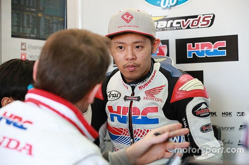 Takahashi fills in for injured Camier at Portimao