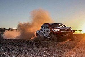 Rallye Dakar 2018: Toyota gibt Fahreraufstellung bekannt