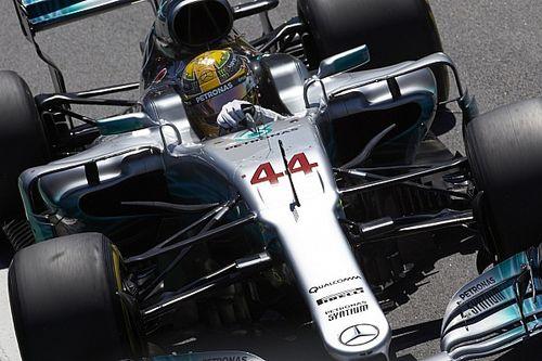 """Hamilton: """"Fa schifo avere solo tre motori per la stagione 2018!"""""""