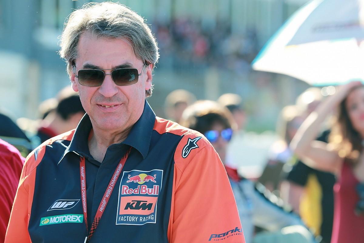 KTM-Chef Stefan Pierer poltert: Formel 1 kein Rennsport mehr