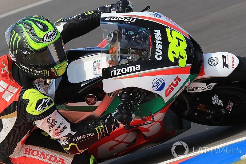 Mesin baru, pembalap Honda kini tak perlu ngotot