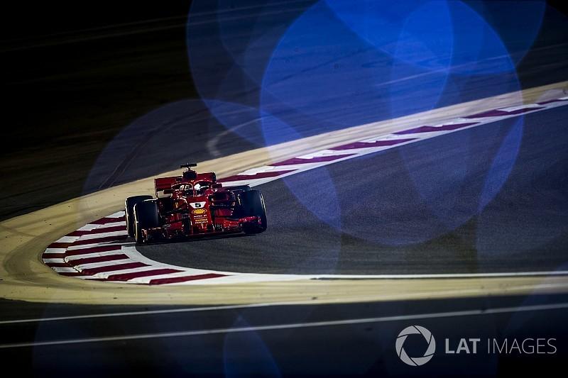 Formel 1 Bahrain 2018: 51. Pole für Sebastian Vettel!
