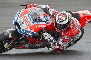 Demi kenyamanan, Lorenzo butuh fairing aerodinamika