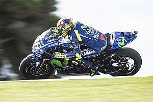 """Rossi : """"On espère des conditions sèches et une bonne météo"""""""