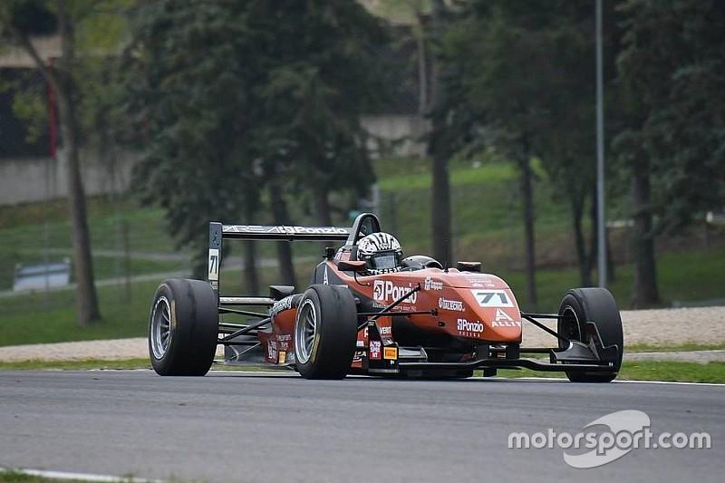 F2 Italian Trophy: vittoria e titolo per Riccardo Ponzio a Monza