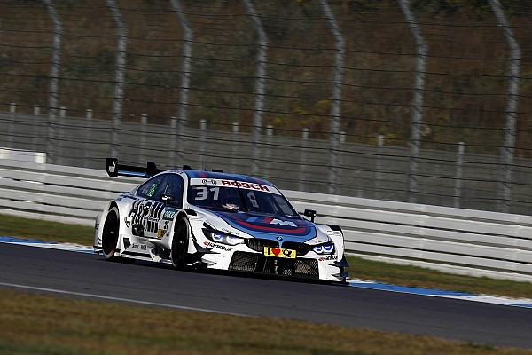 Hockenheim DTM: Blomqvist beats Rast in final qualifying