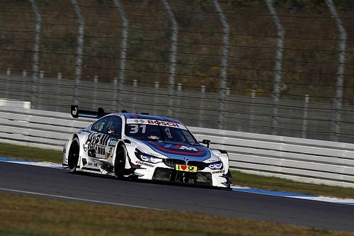 Qualifications 2 - La pole pour Blomqvist, Rast se positionne