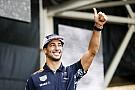 Formule 1 Ricciardo niet bezorgd om ongelijke behandeling bij Red Bull