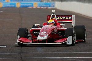 St. Pete Indy Lights: Urrutia wins Race 2, Andretti aces slip up