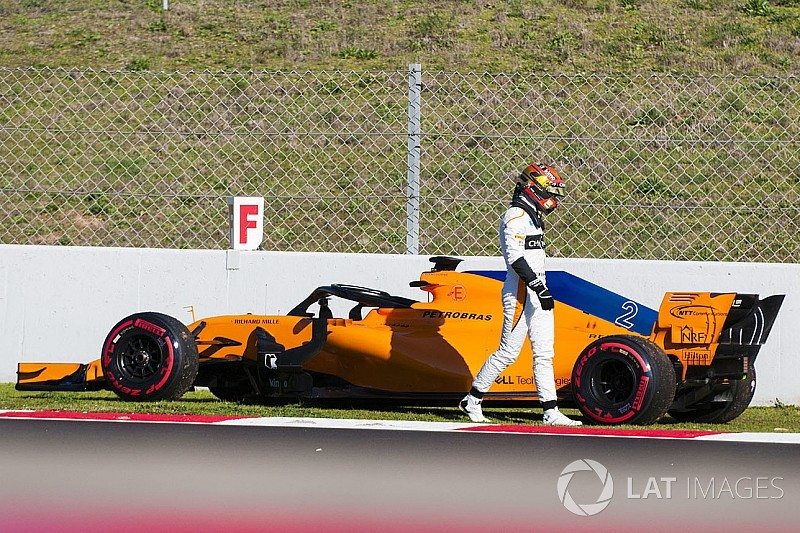 How bad is McLaren's post-Honda era so far?