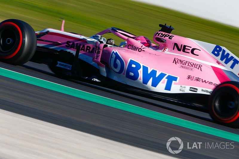В Force India с воодушевлением восприняли план Liberty по изменению Ф1