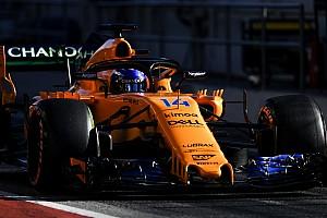 Fórmula 1 Crónica de test Alonso 2º, Sainz 3º y Ferrari en cabeza en el final de los test