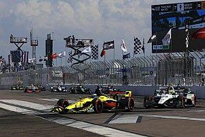 Início da Indy fica a 69 ultrapassagens de bater F1 em 2017