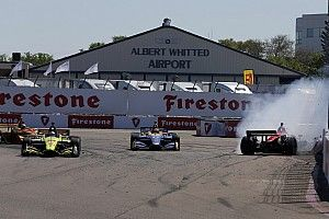 IndyCar St.Petersburg: Dramatis di akhir, Bourdais menang