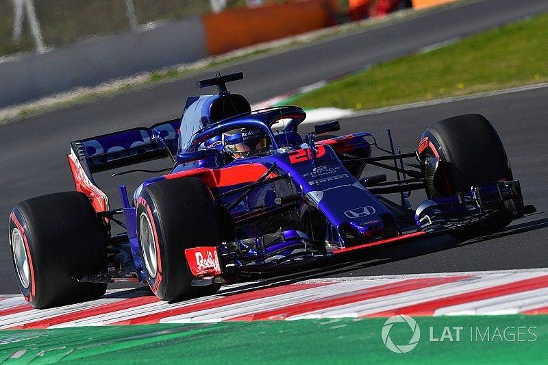 В Toro Rosso нацелились на очки в Мельбурне после успешных тестов