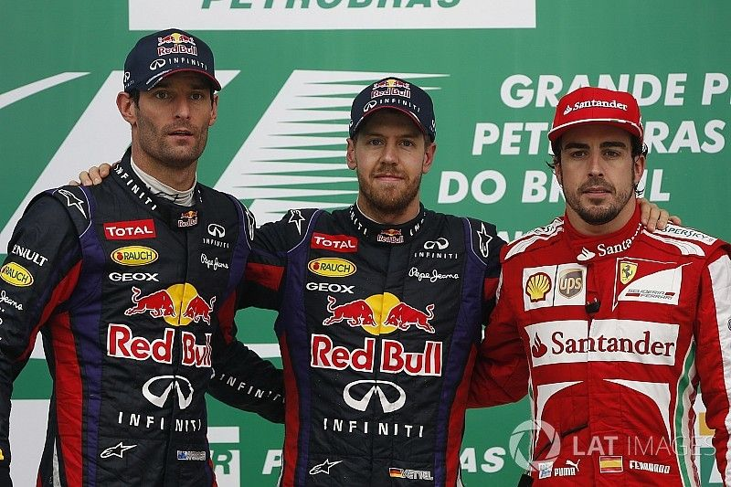 """Webber estime que le programme junior Red Bull s'est """"adouci"""""""
