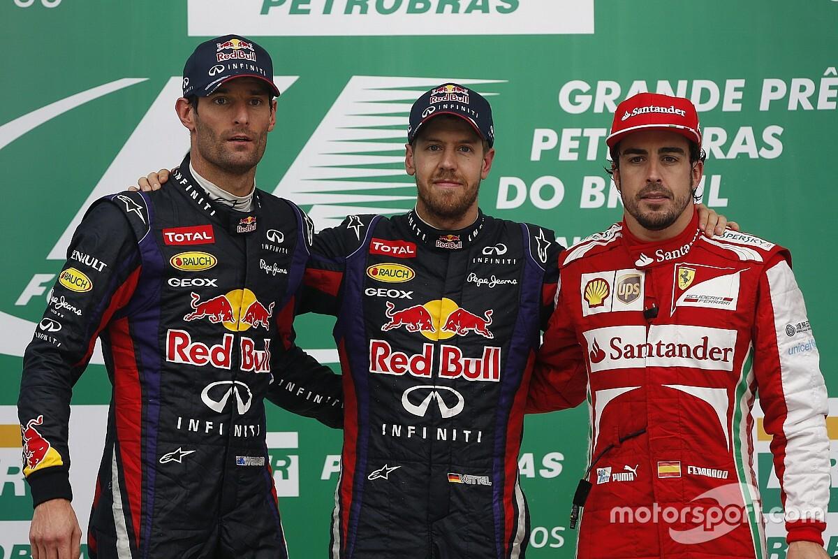 A Red Bullnál Verstappen az első számú, Vettel nem fér bele a képbe