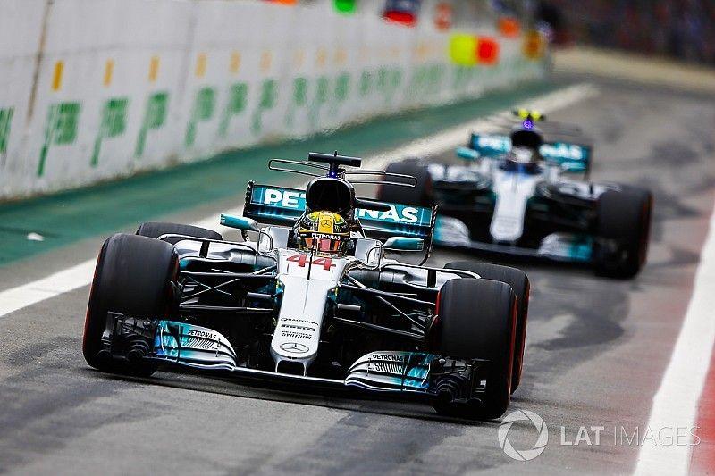"""""""Mercedes gaat volledig voor Hamilton in 2018"""", aldus Massa"""