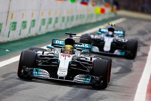 """Massa: """"La Mercedes punterà su Hamilton anche nel 2018"""""""