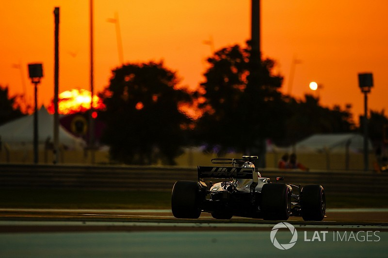 Fotogallery: le Qualifiche del GP di Abu Dhabi 2017 di F.1