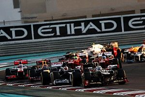 Abu Dhabi GP: All the winners since 2009