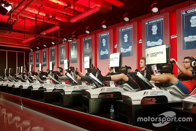 2018 F1 eSports'ta ikinci ayak yarışları bugün yapılacak
