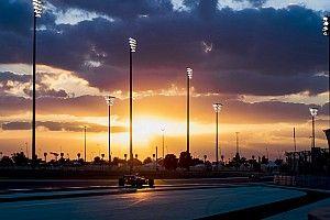 Тесты в Абу-Даби: состав участников