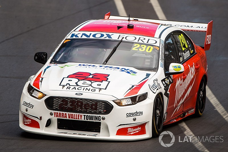 Davison brothers team up for Supercars enduros